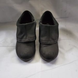 Dr Scholl's black ankle boot